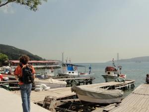 Rumeli Kavağı to Zekeriyaköy - May 25, 2014